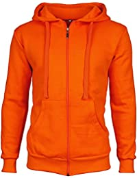 Amazon.com: Orange - Fashion Hoodies & Sweatshirts / Clothing ...