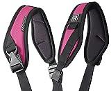 Black Rapid Kick Pink Camera Strap
