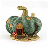Large Green Gourd Fairy House
