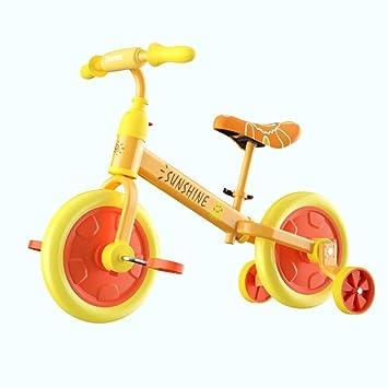 Patinetes para niños Niños Balance Car Pedal Bicicleta De ...