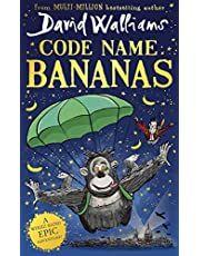 Code Name Bananas: The hilarious and epic children's book from multi-million bestselling author David Walliams
