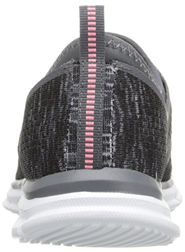 Skechers Sport Women's Glider Stretch Fit Fearless Deep Space Sneaker Charcoal/Coral sale 2015 new buy cheap footlocker for cheap store brand new unisex Ru4Ll7Oeq