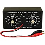 Elenco RS400 Resistance Substitution Box, Color May Vary
