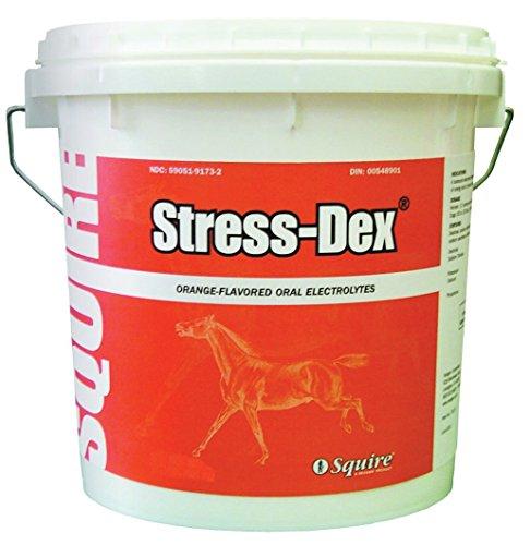 Dex Supplements (NEOGEN SQUIRE D Stress-Dex Electrolyte Powder 580244)