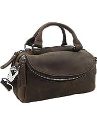 Vagabond Traveler 8.5 Leather Satchel