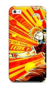 Jimmy E Aguirre's Shop New Fashion Premium Tpu Case Cover For Iphone 5c - Bleach 9943581K58873697