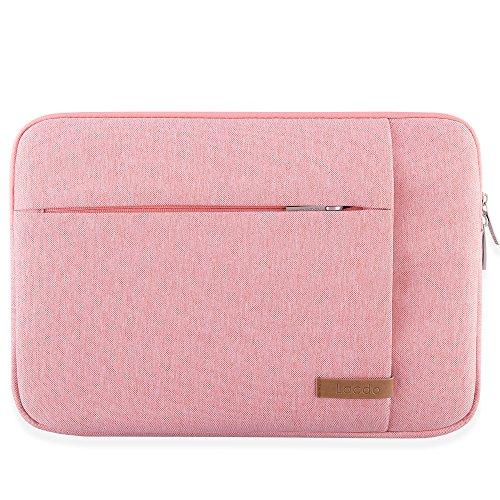 Lacdo 15.6 Inch Laptop Sleeve Bag Aspire/Predator, Dell Inspiron, ASUS Pavilion, Lenovo, GL62M, Notebook Resistant,