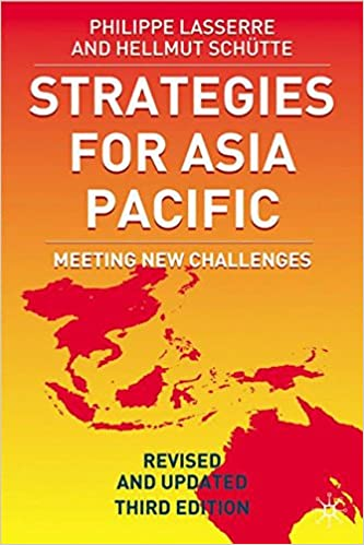 Strategies For Asia Pacific: Building The Business In Asia, Third Edition Epub Descargar Gratis