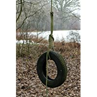 Old Fashioned Tire Swing Journal: 150 Page Lined Notebook/Diary