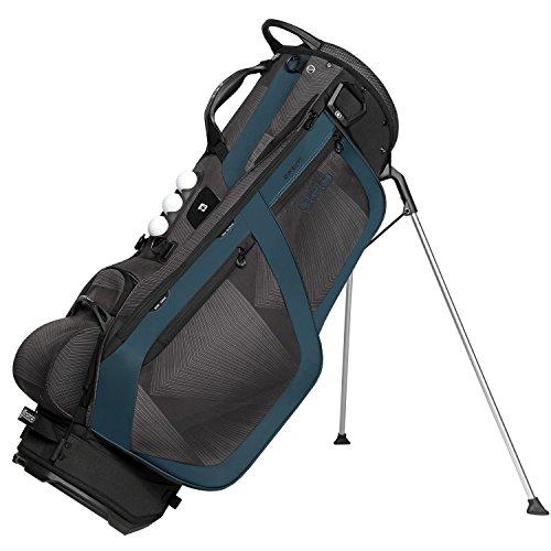 OGIO Grom Stand Bag, Vortex/Deep Sea