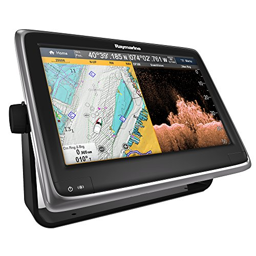 Raymarine A128 12.1'' multi Function Display/Chirp Sounder With Wi-Fi by Raymarine