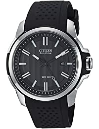 Drive from Citizen Eco-Drive Men's Watch with Date, AW1150-07E