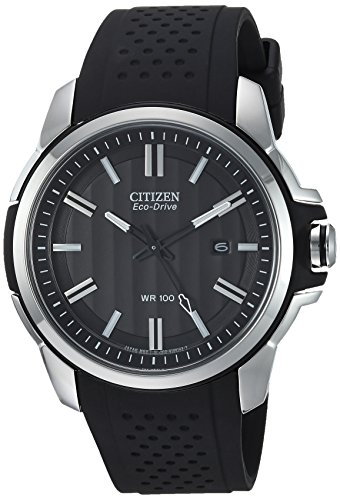 (Drive from Citizen Eco-Drive Men's Watch with Date, AW1150-07E)