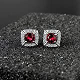 Gifts for Women Sterling Silver Earrings Exquisite&Fancy Design Stud Fashion for Girls