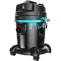 Cecotec Aspirador de sólidos y líquidos Conga Popstar 2000 Wet&Dry. Potencia 1400 W, Aspira Todo Tipo de Suciedad…