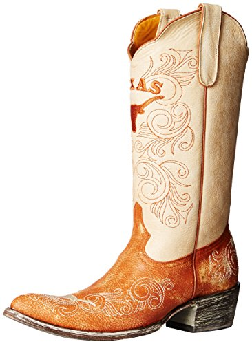 NCAA Texas Longhorns Women's 13-Inch Gameday Boots