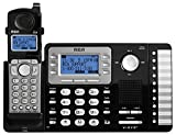 RCA TFD25212, 2-Line Expandable Cordless Phone with Caller Id