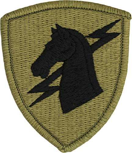 1st Special Operations Command Scorpion OCP Patch with Fastener