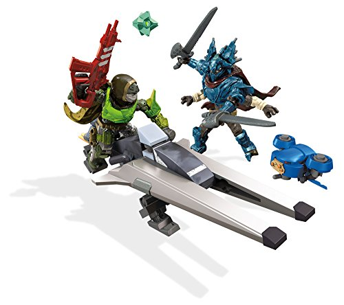 Mega Construx Destiny Sparrow S-31V Building Kit from Mega Bloks
