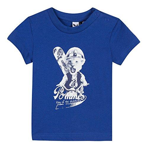 Camiseta Camiseta beb azul azul 81ZwR8q