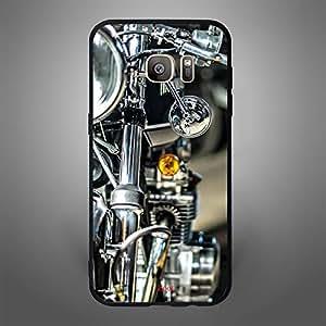 Samsung Galaxy S7 Edge Vintage Motorcycle