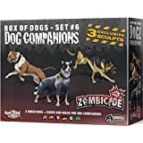 Zombicide: Companion Dogs Board Game (6 Set)