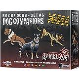 Asmodee - UBIZC0020 - Zombicide - Dog Companions
