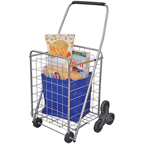 HELPING HAND FQ39905 3-Wheel Stair-Climbing Folding Cart electronic consumer Electronics from Unknown