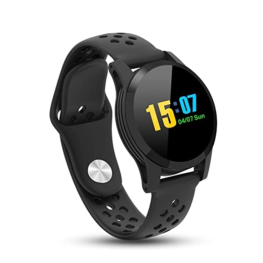 Wuyan Waterproof Smart Watches with Blood Pressure Heart ...