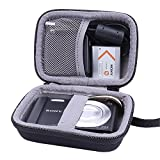 Hard Travel Case for Sony DSC-W800/W810 Digital Camera by Aenllosi