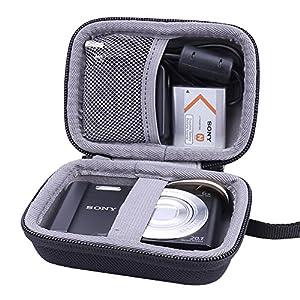 Hard Travel Case for Sony DSC-W800/W810 Digital Camera by Aenllosi