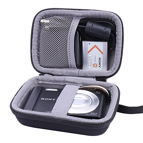 Aenllosi Hard Travel Case for Sony DSC-W800/W830/w810 Digital Camera (Sony Digital Camera Case)