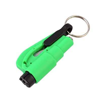 Outdoor Tools Back To Search Resultssports & Entertainment 3 In 1 Mini Car Safety Hammer Auto Car Window Glass Breaker Seat Belt Cutter Car Life-saving Escape Rescue You Emergency Tool