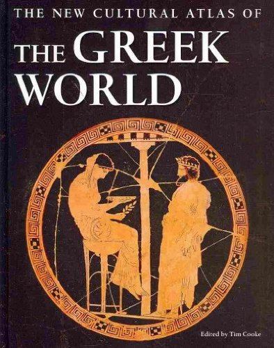 The New Cultural Atlas of the Greek World (New Cultural Atlases) pdf epub