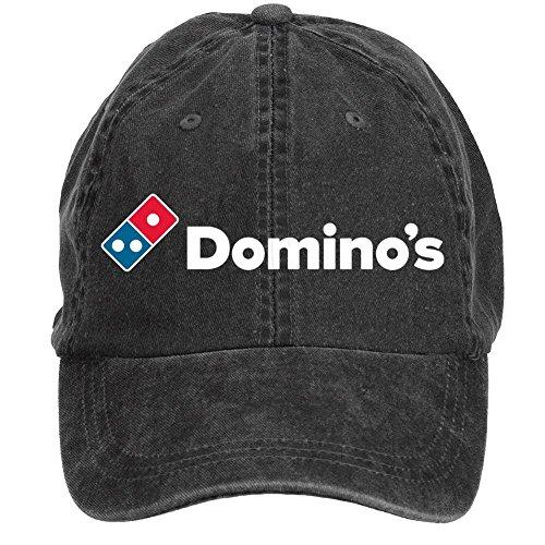 nusajj-dominos-pizza-logo-adult-unstructured-100-cotton-hats-design-black-one-size