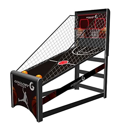 Goglory Sports LLC Arcade Double Shootout Basketball Game