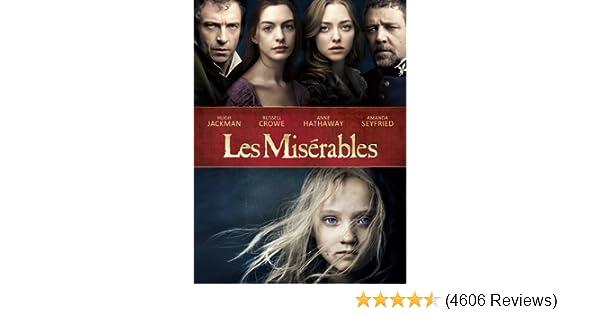 Amazon com: Watch Les Miserables (2012) | Prime Video
