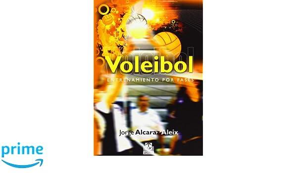 voleibol entrenamiento por fases