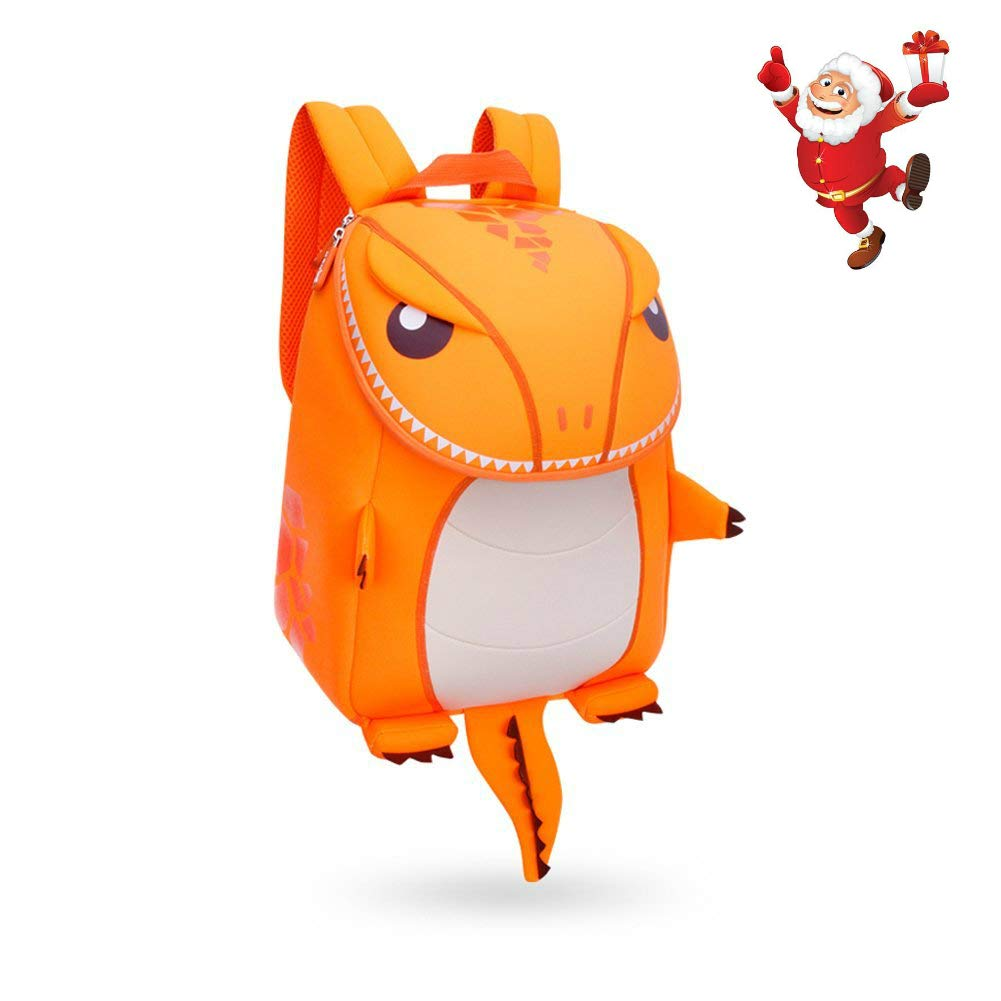 OFUN 3D Dinosaur Backpack Toddler Backpacks for Boys Dinosaur Bookbag Toys Bag