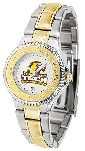 - Tennessee Tech Golden Eagles Competitor Two-Tone Women's Watch