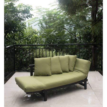 Studio Delahey Al Aire Libre futón Convertible sofá sofá de ...