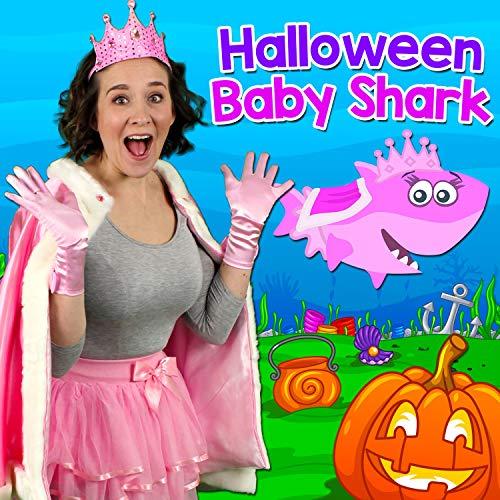 Halloween Baby Shark