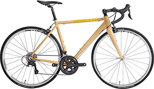 FitWell Bicycle Company 2015 Drew DeGroot III Bicycle, Beach Sand, XX-Large