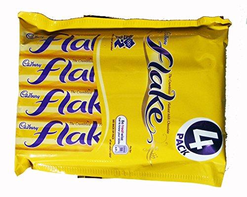 British Chocolates Cadbury Flake 25 6g