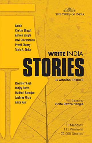 Write India Stories: 36 Winning Entries