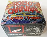 Masters of Japanese Animation Robot Carnival Anime Trading Cards Box Set