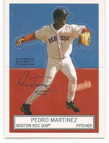 Pedro Martinez 2004 Bazooka Stand-Ups - Bazooka Stand