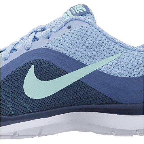 da Bluecap Glow NIKE 401 Green Scarpe Fog Donna Blu Fitness 831217 Ocean qqt0z7