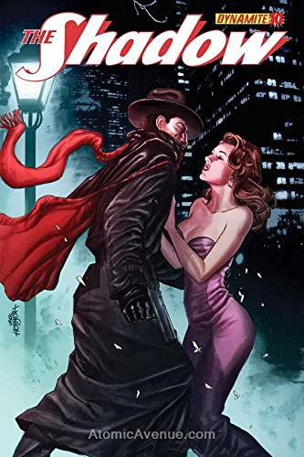 (Shadow, The (5th Series) #10C VF/NM ; Dynamite comic book)