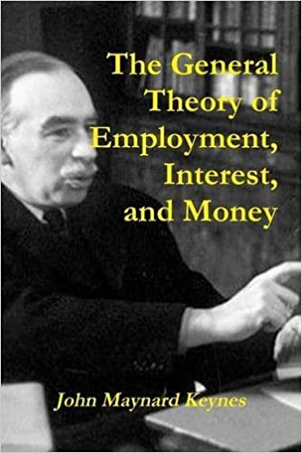 amazon the general theory of employment interest and money